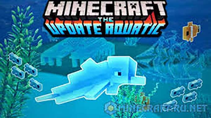 minecraft aquatic update
